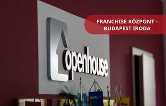 Openhouse Franchise Központ-Budapest Iroda