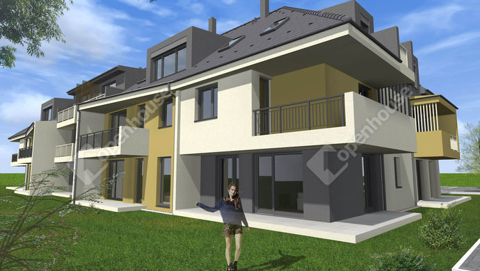 2. kép | Eladó Társasházi lakás, Gárdony (#140860)