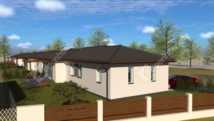 6. kép   Eladó új építésű családi házak Székesfehérvár, Öreghegy   Eladó Családi ház, Székesfehérvár (#145776)