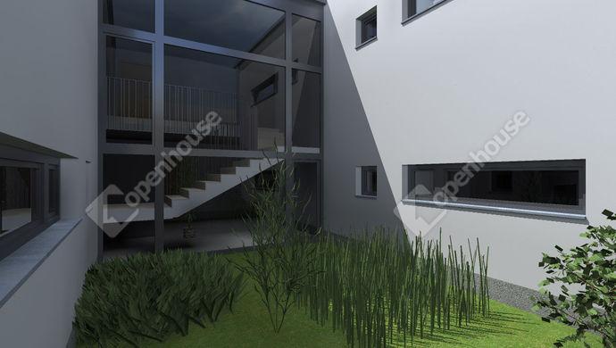 2. kép | Lépcsőház | Eladó Társasházi lakás, Szeged (#135662)