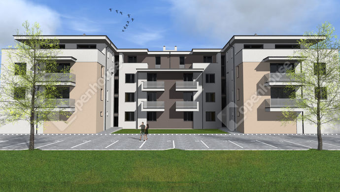 5. kép | Eladó új építésű társasházi lakás Székesfehérvár.. | Eladó Társasházi lakás, Székesfehérvár (#142767)