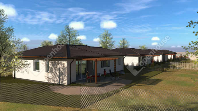 4. kép   Eladó új építésű családi házak Székesfehérvár, Öreghegy   Eladó Családi ház, Székesfehérvár (#145775)