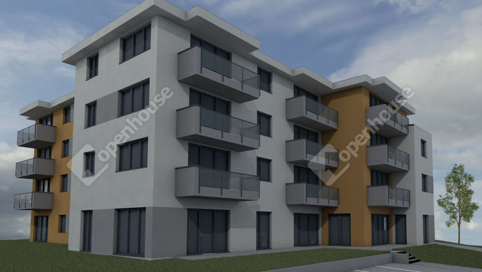 1. kép   Eladó Új építésű Társasházi Lakás   Eladó Társasházi lakás, Székesfehérvár (#151035)