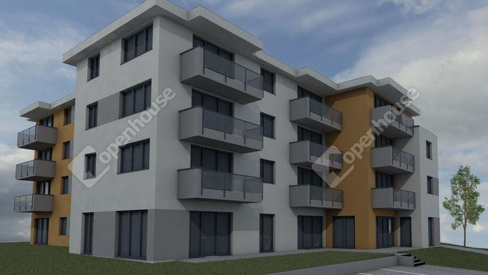 1. kép   Eladó új építésű Székesfehérvár   Eladó Társasházi lakás, Székesfehérvár (#151039)