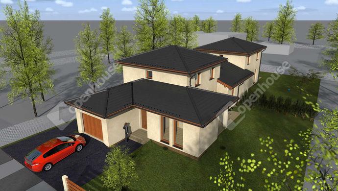 7. kép   Eladó új építésű, nívós ikerház Székesfehérvár Ráchegy   Eladó Ikerház, Székesfehérvár (#136821)