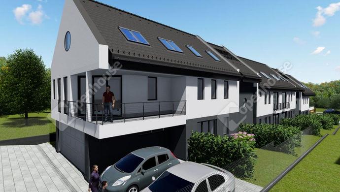 2. kép   Eladó új építésű lakás Székesfehérváron.    Eladó Társasházi lakás, Székesfehérvár (#141210)