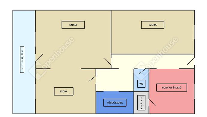 10. kép | Eladó Társasházi lakás, Siófok (#143701)