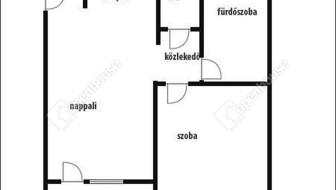 1. kép | Eladó Társasházi lakás, Sárvár (#137540)