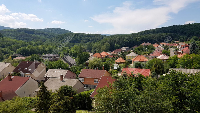 7. kép | Északi panoráma földszint magasságban | Eladó Társasházi lakás, Miskolc (#130690)