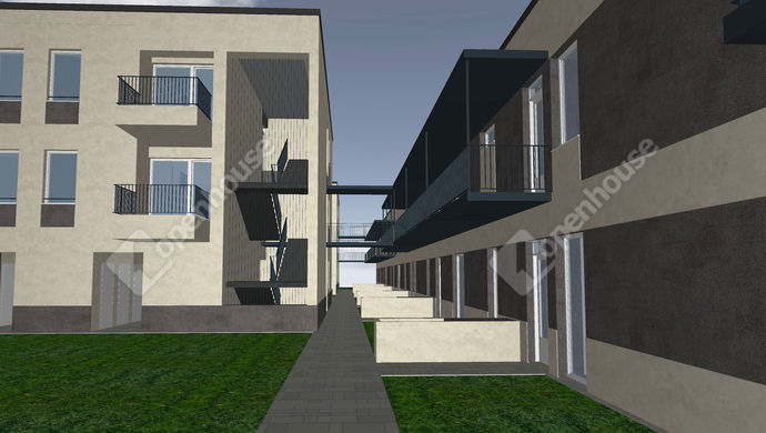 2. kép | Eladó Társasházi lakás, Győr (#140147)