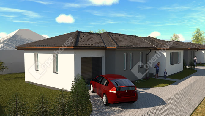 0. kép   Eladó új építésű családi házak Székesfehérvár, Öreghegy   Eladó Családi ház, Székesfehérvár (#145775)