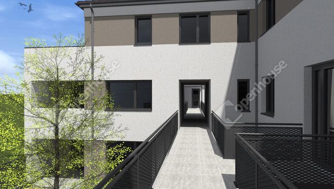 2. kép   Eladó új építésű társasházi lakások, Székesfehérvár, Malom utca   Eladó Társasházi lakás, Székesfehérvár (#150002)