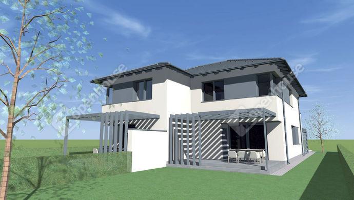 0. kép   Eladó új építésű ikerház, Székesfehérvár   Eladó Ikerház, Székesfehérvár (#150821)