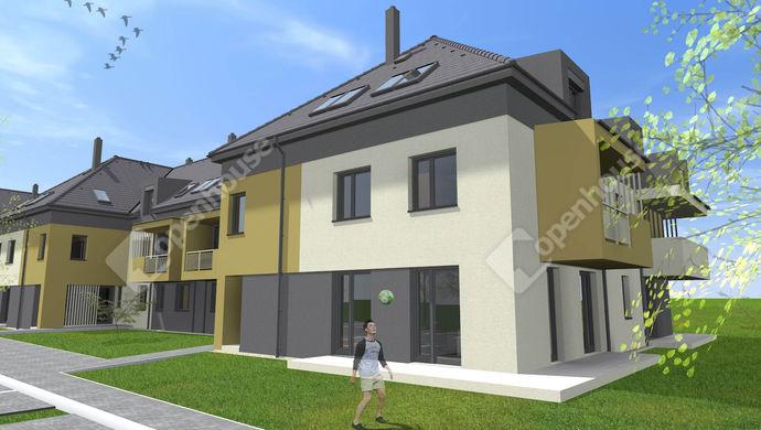 1. kép   Eladó Társasházi lakás, Gárdony (#140841)
