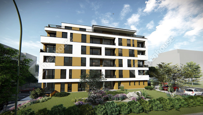 2. kép | Eladó Társasházi lakás, Mosonmagyaróvár (#142262)