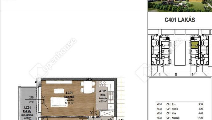 3. kép | Eladó Társasházi lakás, Mosonmagyaróvár (#142262)