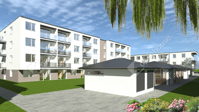 2. kép | Eladó Társasházi lakás, Győr (#146032)