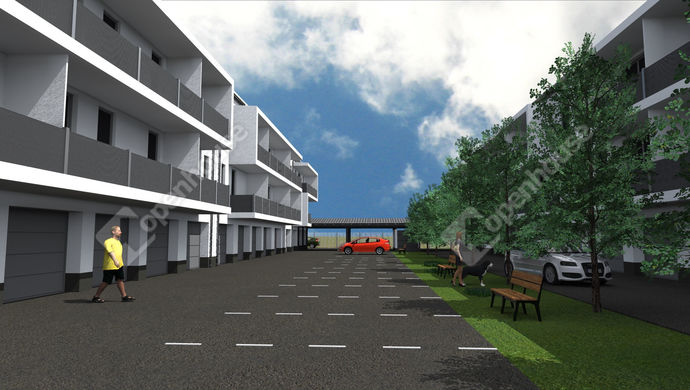 2. kép | Eladó Társasházi lakás, Mosonmagyaróvár (#136628)