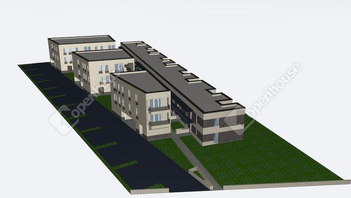 1. kép   Eladó Társasházi lakás, Győr (#140150)