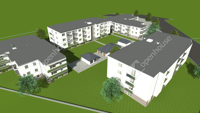 2. kép   Eladó Társasházi lakás, Győr (#147913)