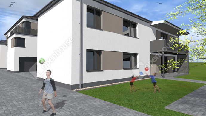 3. kép | Eladó új építésű társasházi lakások, Székesfehérvár, Malom utca | Eladó Társasházi lakás, Székesfehérvár (#148359)