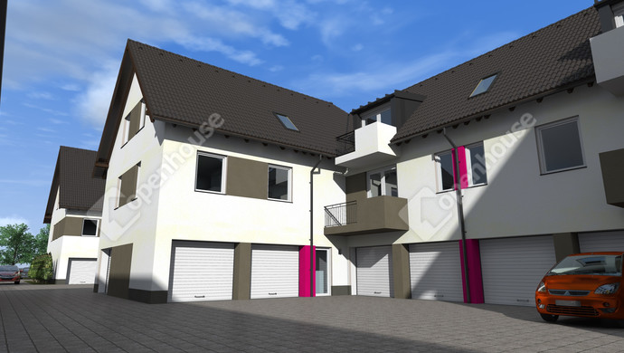 6. kép | Új építésű, társasházi lakás eladó Székesfehérvár, Felsőváros | Eladó Társasházi lakás, Székesfehérvár (#124312)