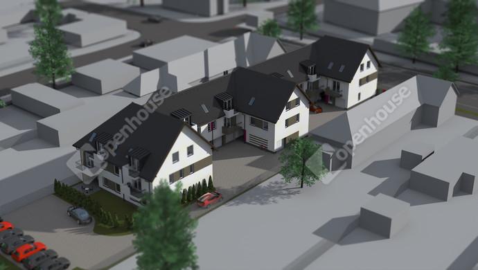 2. kép |  Eladó új építésű társasházi lakás, Felsőváros | Eladó Társasházi lakás, Székesfehérvár (#136611)