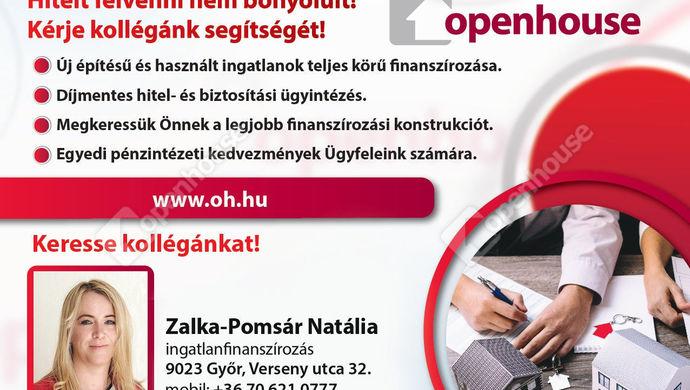 1. kép   Eladó Társasházi lakás, Győr (#150624)