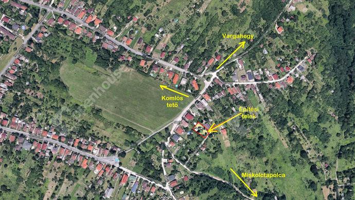 2. kép | Eladó Telek, Miskolc (#140878)