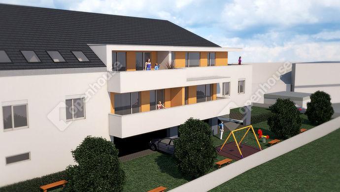4. kép   Eladó új építésű, smart home, okos lakások Székesfehérvár belvárosánál   Eladó Társasházi lakás, Székesfehérvár (#130263)