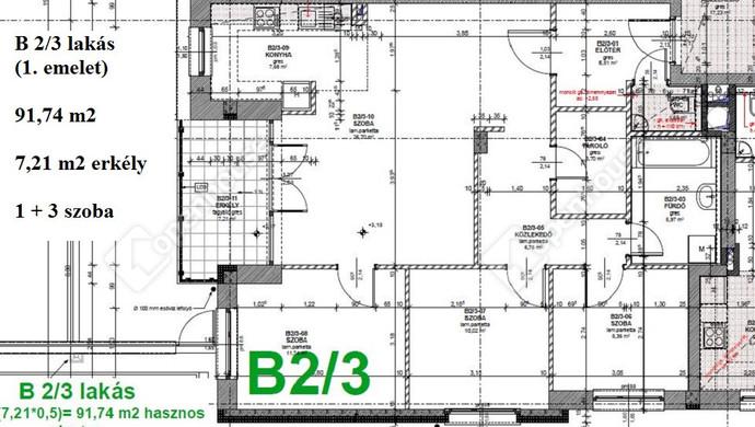 0. kép | Eladó Társasházi lakás, Zalaegerszeg (#122672)