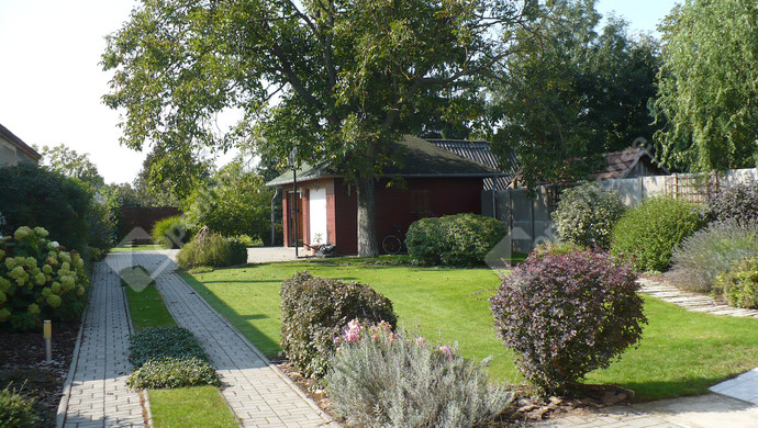 18. kép   Parkosított udvar   Eladó Családi ház, Bük (#124391)