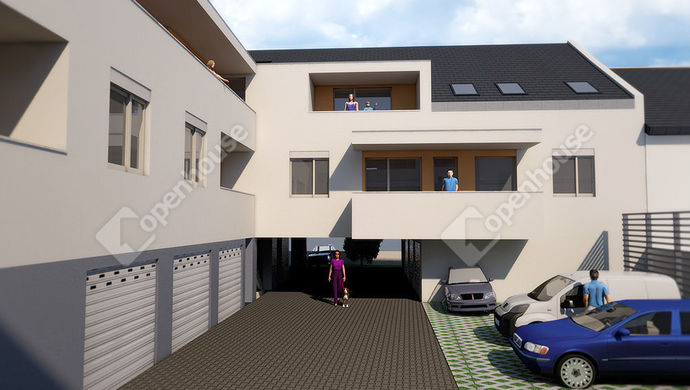 2. kép | Eladó, új építésű, Smart Home-okos lakások Székesfehérváron | Eladó Társasházi lakás, Székesfehérvár (#130262)