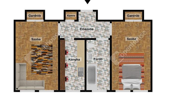 9. kép | Eladó Társasházi lakás, Eger (#140645)