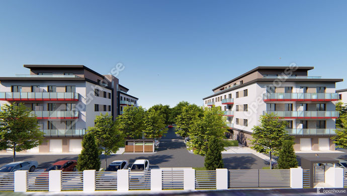 2. kép   Eladó Társasházi lakás, Szombathely (#153228)
