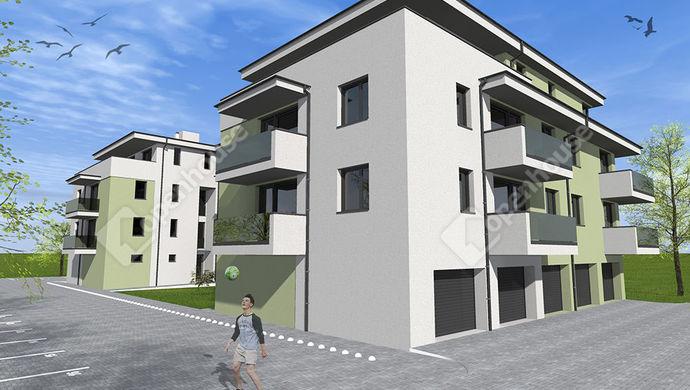 2. kép   Eladó, új építésű, tégla lakások Székesfehérvár   Eladó Társasházi lakás, Székesfehérvár (#135945)