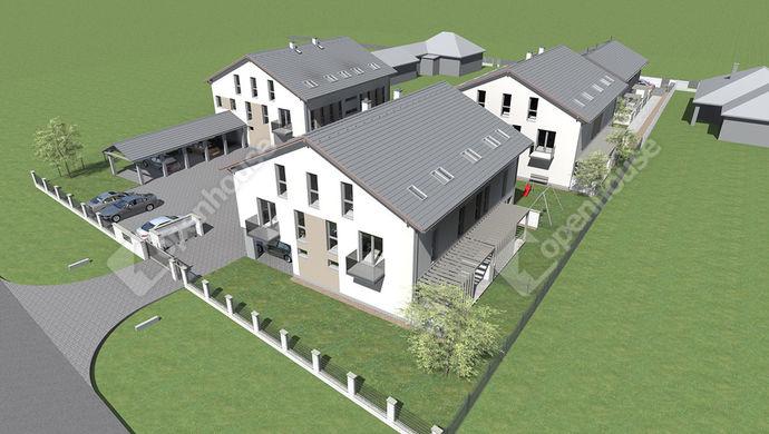 3. kép | Eladó új építésű, társasházi lakás Szabadbattyánban | Eladó Kertkapcsolatos társasházi lakás, Szabadbattyán (#132011)