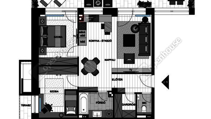 3. kép | Eladó Társasházi lakás, Szombathely (#140313)