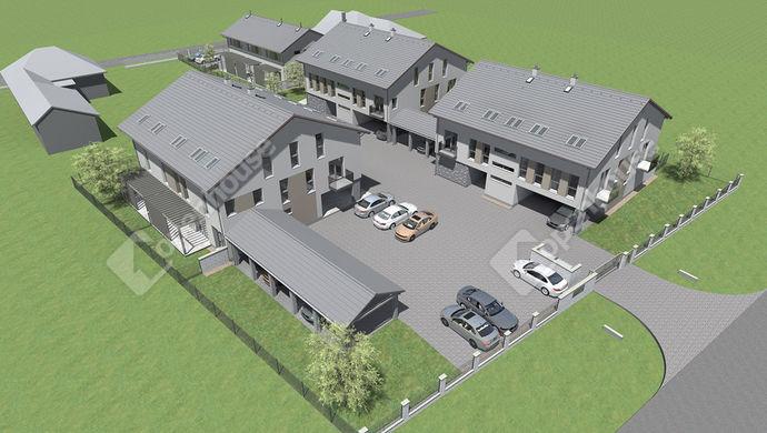 2. kép | Eladó új építésű, társasházi lakás Szabadbattyánban | Eladó Kertkapcsolatos társasházi lakás, Szabadbattyán (#132011)