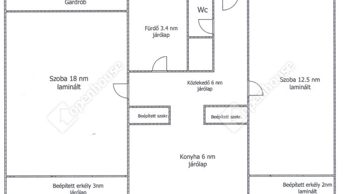 4. kép   Eladó Társasházi lakás, Nagykanizsa (#143575)
