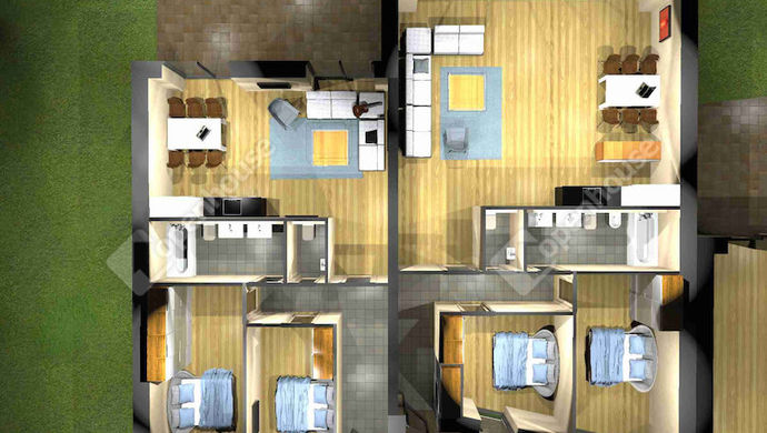 2. kép | Eladó Társasházi lakás, Alsóörs (#126405)