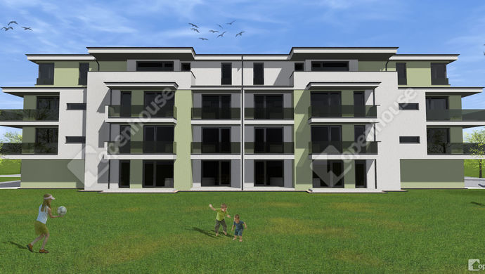 1. kép | Eladó újépítésű lakás Székesfehérvár | Eladó Társasházi lakás, Székesfehérvár (#135940)