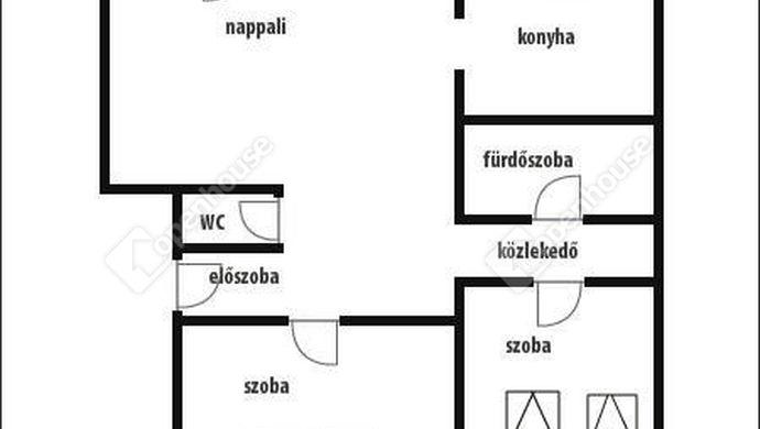 1. kép | Eladó Társasházi lakás, Sárvár (#137545)