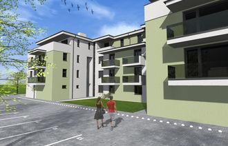 2. kép | Eladó új építésű lakás Székesfehérvár. | Eladó Társasházi lakás, Székesfehérvár (#135925)