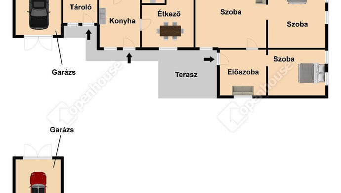 9. kép | Eladó Családi ház, Kompolt (#140707)