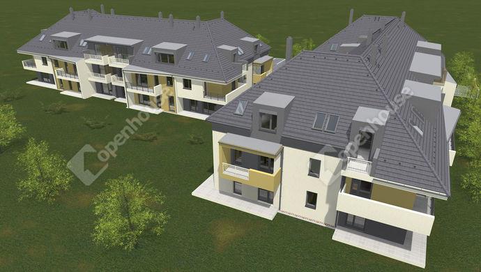 3. kép   új építésű lakás   Eladó Társasházi lakás, Gárdony (#139805)