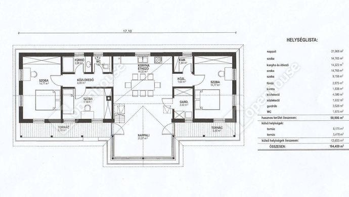 1. kép | Eladó Családi ház, Sopronhorpács (#134465)