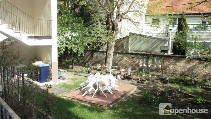 9. kép | Belső kert | Eladó Társasházi lakás, Budapest XIV. Ker. (#118337)