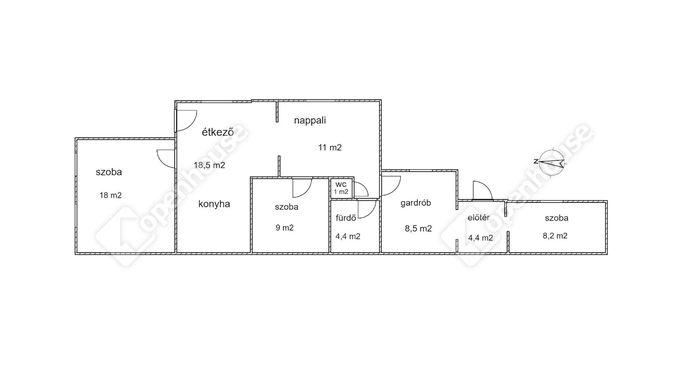 4. kép   Eladó Családi ház, Nagykanizsa (#152401)