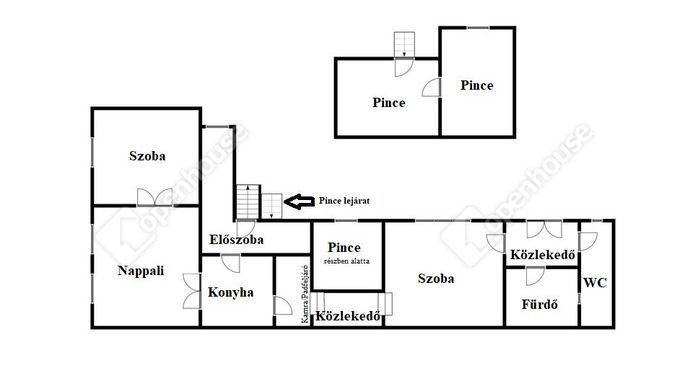 2. kép | Eladó Családi ház, Miskolc (#152464)
